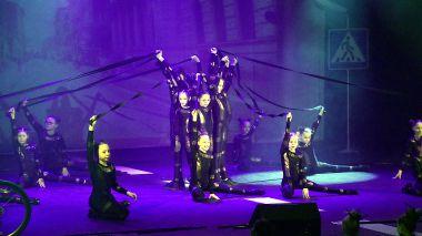Šeštadienį praūžė Respublikinis šiuolaikinių šokių konkursas