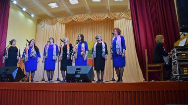 Čičinuose varžėsi rajono vokaliniai ansambliai