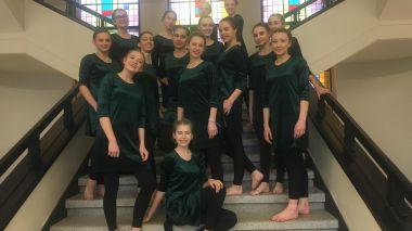 """,,Contempo"""" šokėjos – respublikinio konkurso nugalėtojos"""