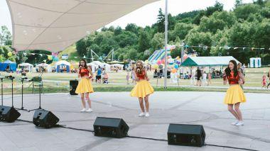"""Triukšmingai ir linksmai prasidėjo festivalis ,,Vasara Jonavoje 2018"""""""