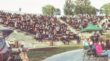 Joninių slėnyje – didelis būrys Olego Šurajevo sekėjų