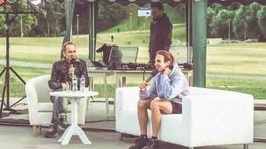 Susitikimas su Olegu Šurajevu