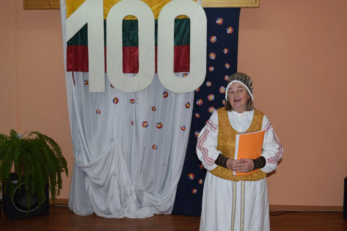 Lapkričio 16 d. Upninkų kultūros centras surengė istorinę viktoriną, skirtą Lietuvos atkūrimo šimtmečiui paminėti