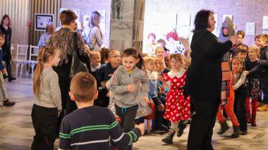 """Muzikinė pasaka vaikams """"Kur pradingo dūda Jono?"""