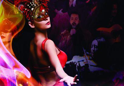 "Tarptautinis projektas-miuziklas""Baltican Carmen Show"""