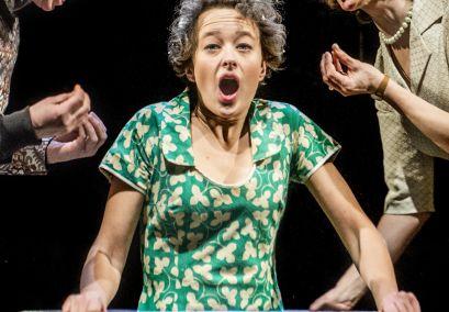 """Nacionalinio dramos teatro spektaklis """"Įstabioji ir graudžioji Romeo ir Džuljetos istorija"""""""