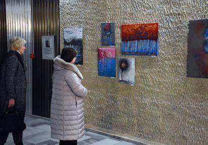 """Ingos Šišovienės paroda """"Akimirkos"""""""
