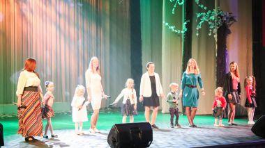 "Motinos dienos koncertas ""Po obelim..."