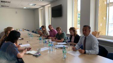 Birželio 4 d., Jonavos kultūros centre viešėjo Kultūros ministerijos, Nacionalinio kultūros centro ir Lietuvos kultūros centrų vadovai išrinkti į darbo grupę  prie Kultūros ministerijos.