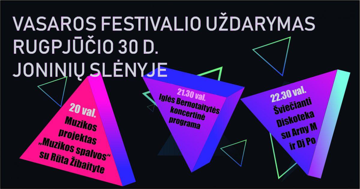 "Festivalio ""Vasara Jonavoje 2019"