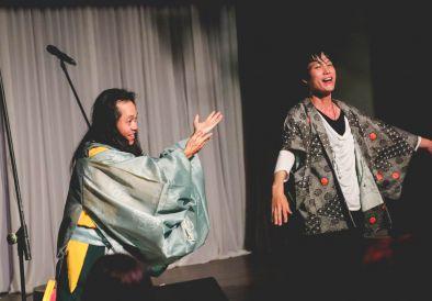 Japonų Hideki Sakomizu & Yuki Deai koncertas