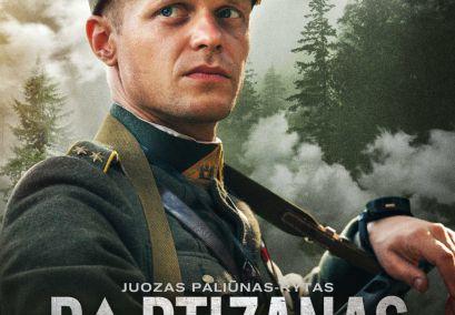 """Kino pirmadienis. Kino filmas """"Partizanas"""""""