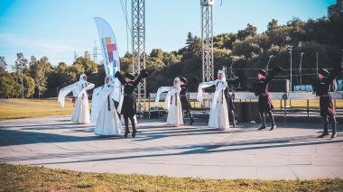 Balsingi ir ugningi kolektyvai iš Sakartvelo (Gruzijos)