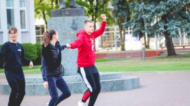 "Akcija ""Visa Lietuva šoka"