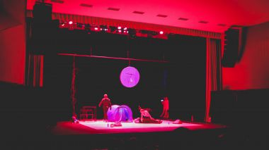 """Teatro festivalis jaunimui """"DEK"""