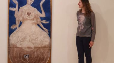 VDA KF tapybos katedros bakalaurų ir magistrų darbų paroda