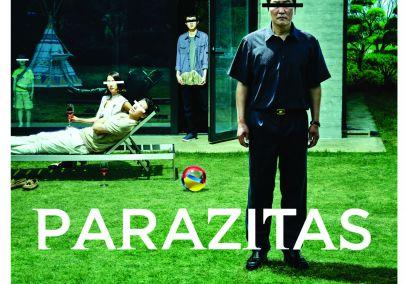 """Kino pavasario filmas """"Parazitas"""""""