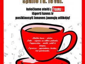 Tarptautinė kavos, muzikos ir pagyvenusių žmonių diena