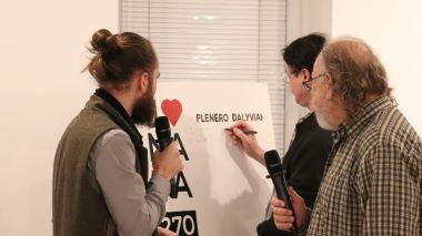 "DAILĖS PLENERAS ""JONAVA 270"""