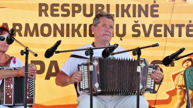 """RESPUBLIKINĖ ARMONIKIERIŲ ŠVENTĖ """"PAS JONUS"""""""