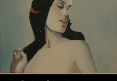 """Giedriaus Linkevičiaus tapybos darbų paroda """"Flirtas"""""""