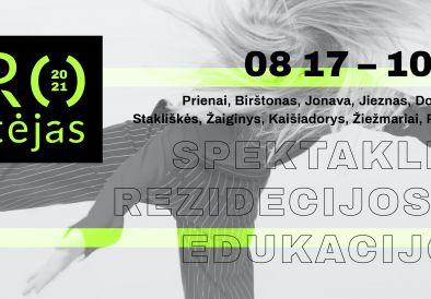 """""""PROmetėjas"""" į Kauno regiono miestus ir miestelius atneš profesionalų šokio meną"""