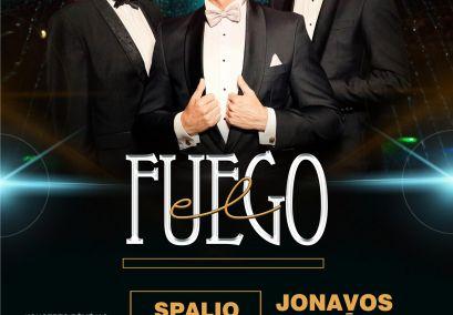 """Grupės """"el Fuego"""" koncertas"""